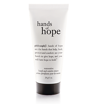 hand and cuticle cream - hands of hope - moisturizers 4 oz.