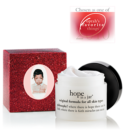 limited-edition hope in a jar