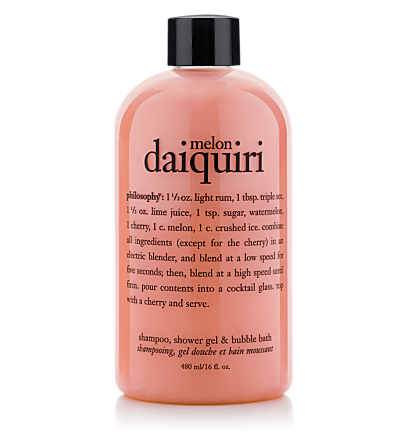 shampoo, shower gel & bubble bath - melon daiquiri - bath & shower gels 2 oz.
