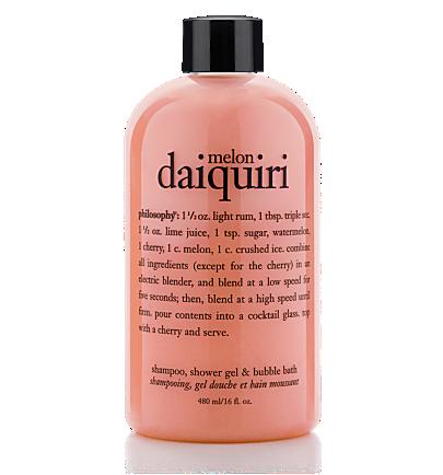 shampoo, shower gel & bubble bath - melon daiquiri - bath & shower gels 2 oz.