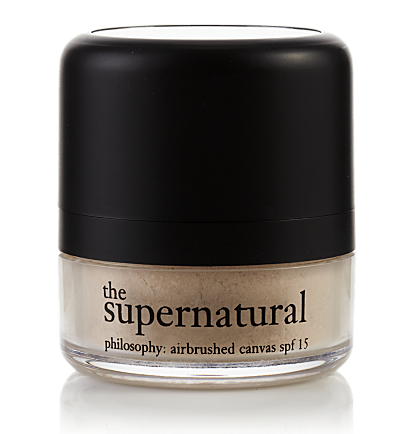 airbrushed canvas spf 15 - the supernatural - sun care
