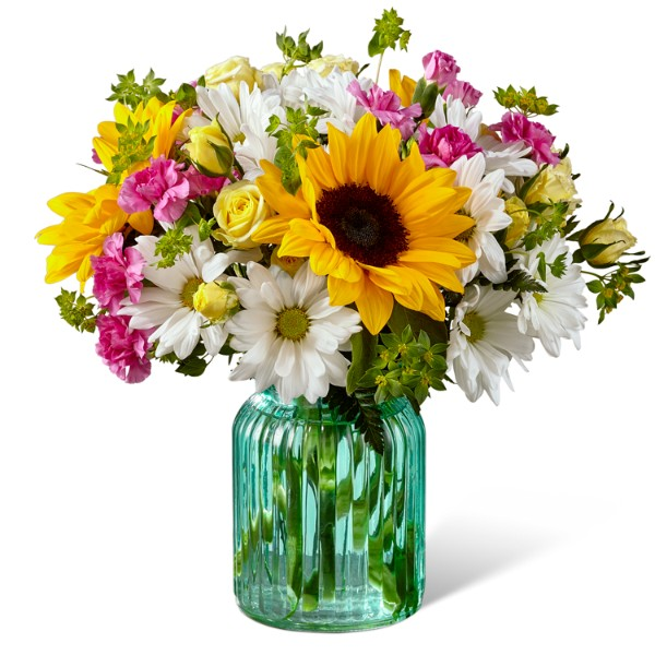 The FTD® Sunlit Meadows Bouquet