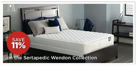 Sertapedic Wendon Collection