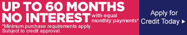 Apply for Credit Today