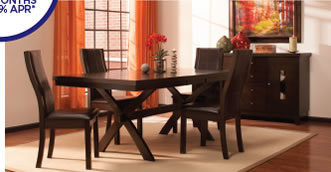 Gibson Dining Room Package