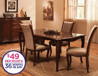 Keira Dining Room Package