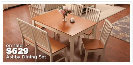 Ashby Dining Set
