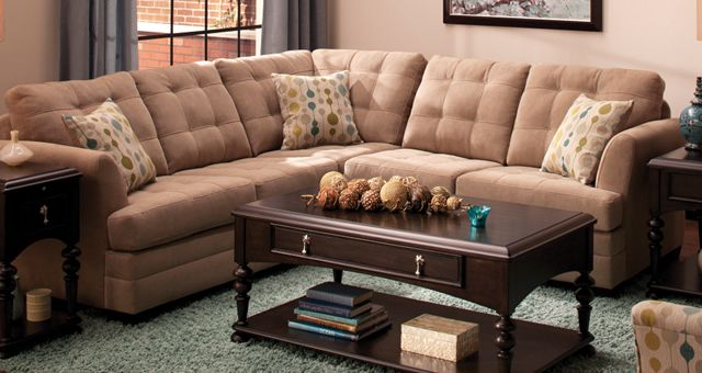 Hayden 2-pc. Sectional Sofa