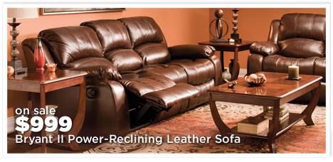 Bryant II Power-Reclining Sofa