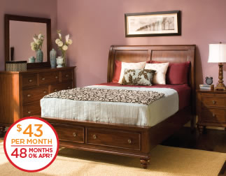 Coventry 4-pc. Queen Bedroom Set