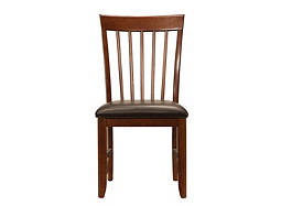 Serafina Leather Dining Chair