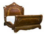 Hampton Court King Sleigh Bed