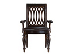 Belmont Leather Dining Armchair