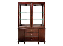 Westwood 2-pc. China Cabinet w/ Lighting and Wine Storage