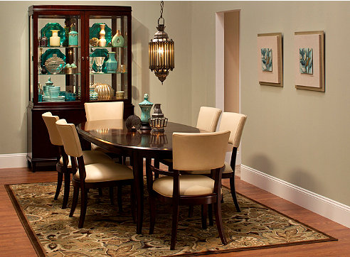 Dining Room Collection Raymour And Flanigan Furniture