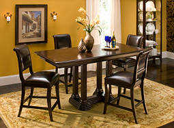 Belmont 5-pc. Counter-Height Dining Set