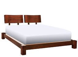 Grammercy King Platform Bed