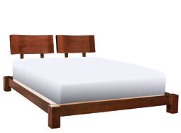 Grammercy Queen Platform Bed