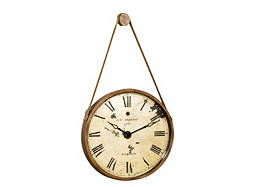 Watchman Hanging Wall Clock