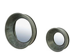 Porthole 2-pc. Wall Mirror Set