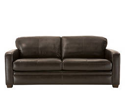 Trent Leather Sofa