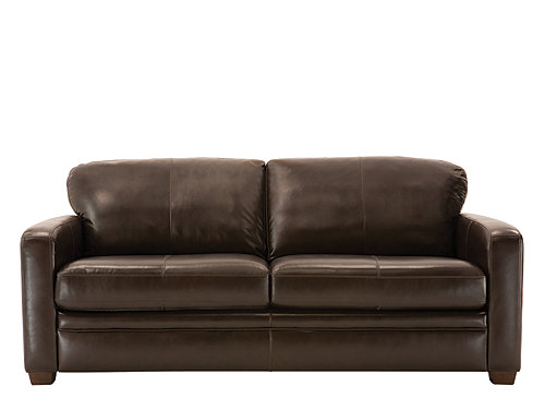 Trent Leather Queen Sleeper Sofa Sofas Raymour