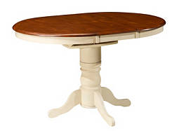 Kenton II Adjustable-Height Dining Table w/ Leaf