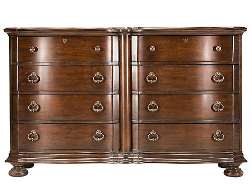 Pembrooke Bedroom Dresser Dressers Raymour And Flanigan Furniture