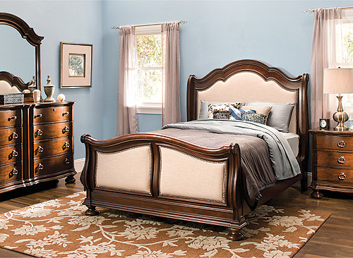 Pembrooke 4 Pc King Bedroom Set Bedroom Sets Raymour And Flanigan Furniture