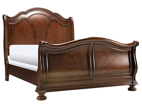 Pembrooke King Sleigh Bed King Beds