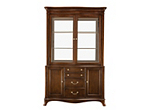 Keira 2-pc. China Cabinet w/ Lighting