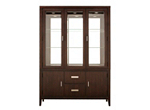 Kian 2-pc. China Cabinet w/ Lighting