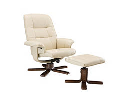Carter Reclining Chair and Ottoman