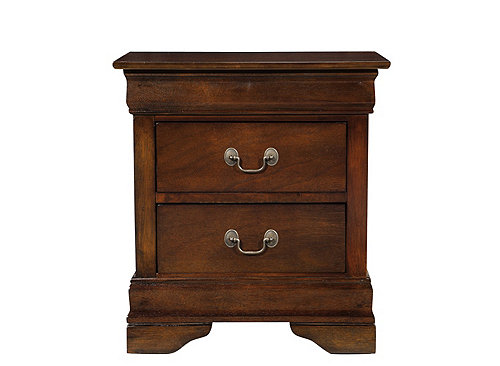 Bordeaux Nightstand Bedrooms Clearance Raymour And Flanigan Furniture