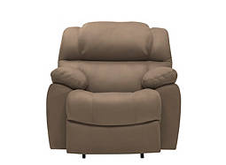 Morton Microfiber Rocker Recliner w/ Massage