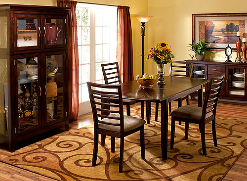 Chace 5 Pc Dining Set Dining Sets Raymour And Flanigan Furniture M