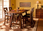 Royce 5-pc. Counter-Height Dining Set