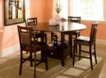Northfield 5 Pc Counter Height Dining Set Dining Sets