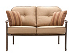 Cambria Outdoor Loveseat