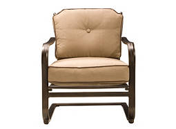 Cambria Outdoor Spring Lounger