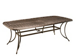 Cambria Rectangular Outdoor Dining Table