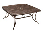 Cambria Square Outdoor Dining Table