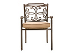 Cambria Outdoor Dining Armchair