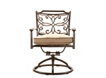 Cambria Outdoor Swivel Rocker