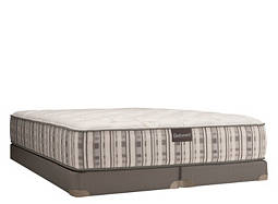 Royal Super Plush Low-Profile King Mattress Set