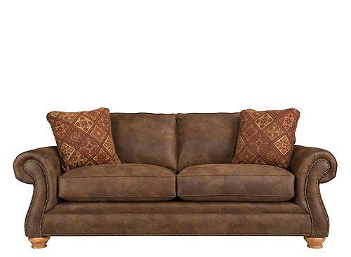 Canyon Ridge Microfiber Sofa Sofas Raymour And