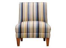 Anna Armless Accent Chair