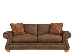 Canyon Ridge Microfiber Queen Sleeper Sofa