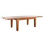 Attic Heirlooms Dining Table w/ Leaves
