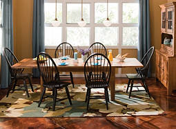 Attic Heirlooms 7-pc. Dining Set